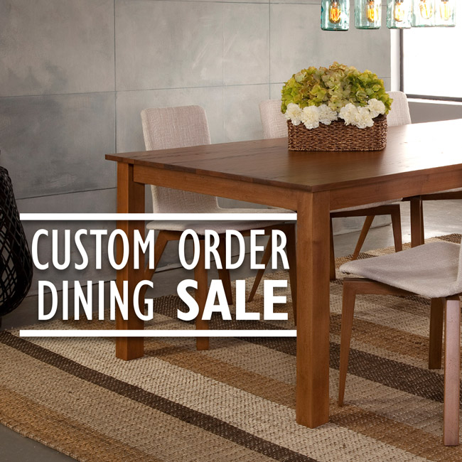 in west virginia gat creek builds classic dining furniture out of solid cherry and maple each piece is custom made to order and signed on the bottom by